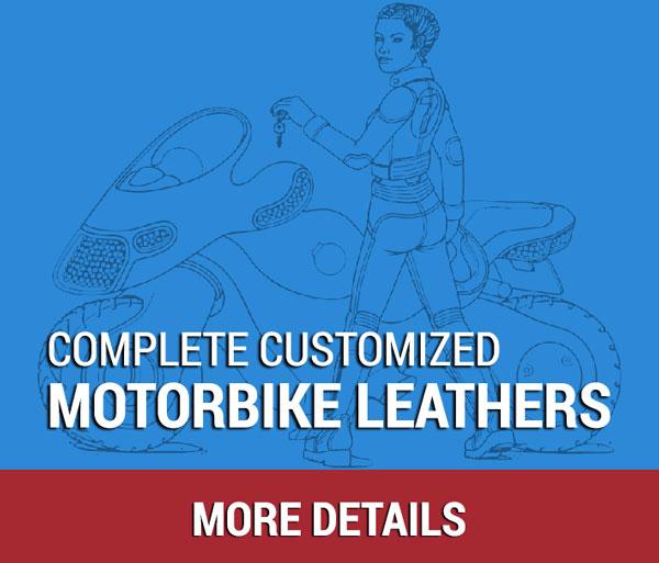 Complete Customization Motorbike Leathers